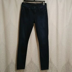 Express legging mid-rise jeans size 2